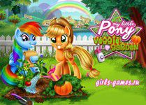 Игра My Little Pony: огород